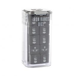 Iron Hands Dice