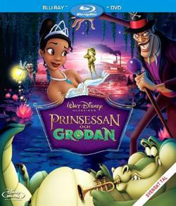 Prinsessan och grodan
