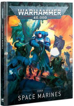 Codex: Space Marines (Adeptus Astartes) 2020