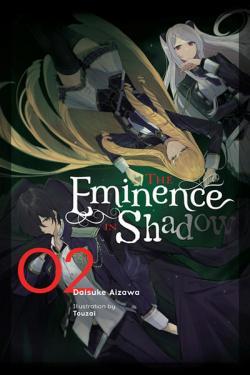 The Eminence in Shadow Light Novel 2