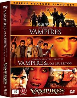 Vampires 1-3 (John Carpenter's)
