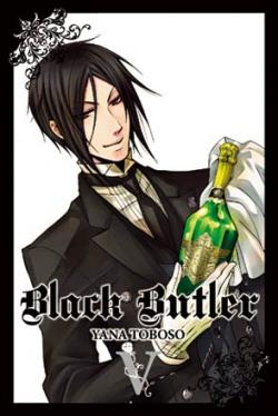 Black Butler Vol 5