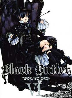 Black Butler Vol 6