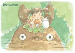 My Neighbor Totoro pussel 233, 108 bitar