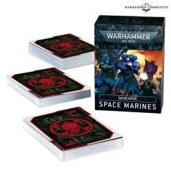 Datacards Space Marine 2020