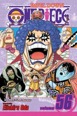 One Piece Vol 56