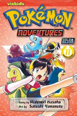 Pokemon Adventures Vol 11