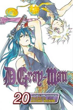 D.Gray-Man Vol 20