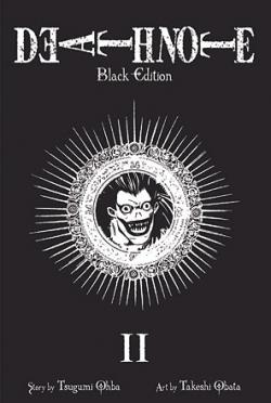 Death Note Black Edition Vol 2