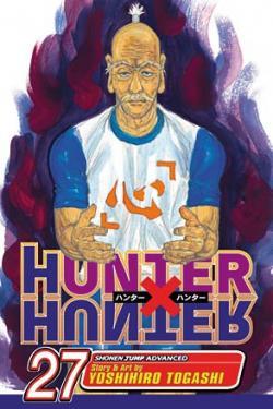 Hunter X Hunter Vol 27