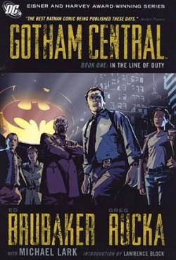 Gotham Central Vol 1: In the Line of Duty
